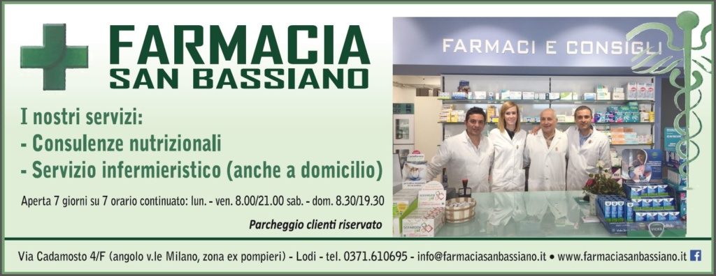 Staff Farmacia San Bassiano Lodi